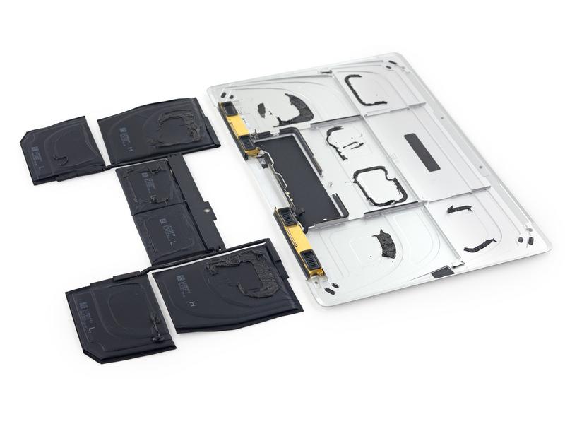 Retina MacBook 2015 Teardown
