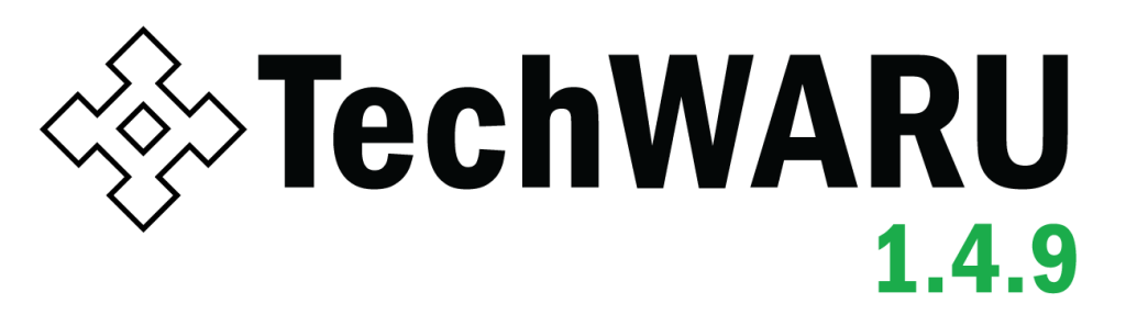 TechWARU v1.4.9