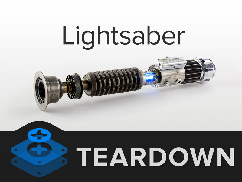 The Force Is Strong with This Teardown