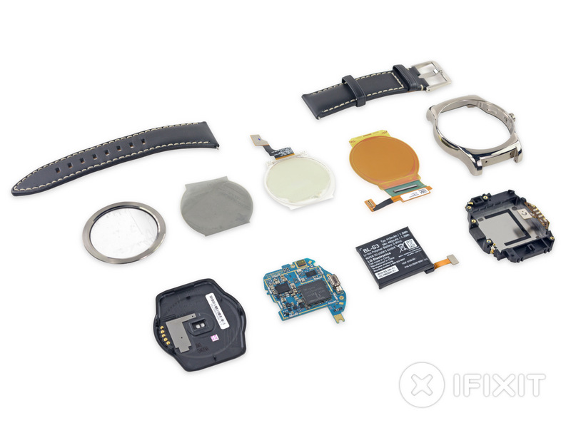 LG Watch Urbane Teardown