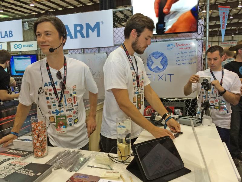 Meet Us at Bay Area Maker Faire