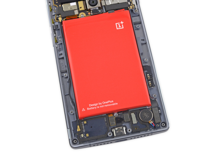 OnePlus 2 = Teardown