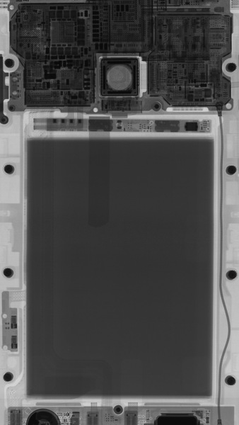 Wallpaper Your OnePlus 2 with Its Own X-Ray Scan