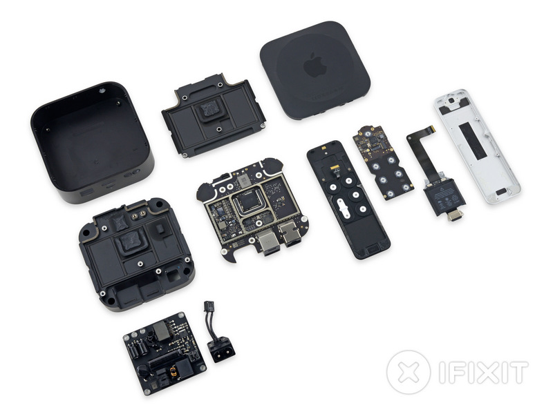Inside the Apple TV and Remote