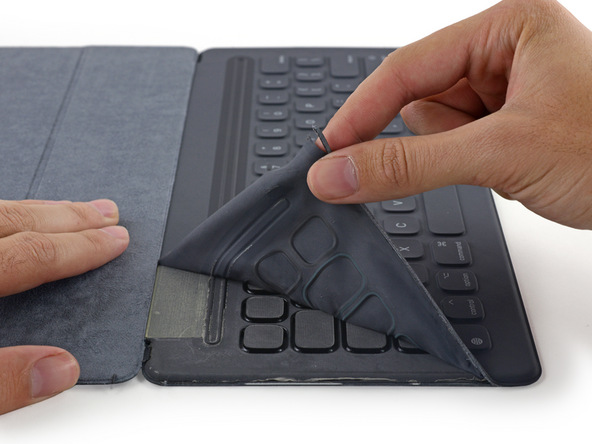 Teardown Is Served—Apple Smart Keyboard