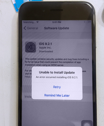 Investigations into Error 53: We Bricked an iPhone 6s, So You Don't Have To
