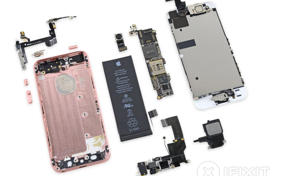 iPhone SE successfully remixes Apple tech