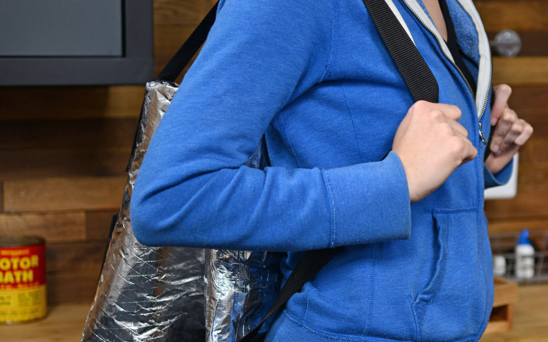 Introducing the Smother Bag: Never Hover Without It