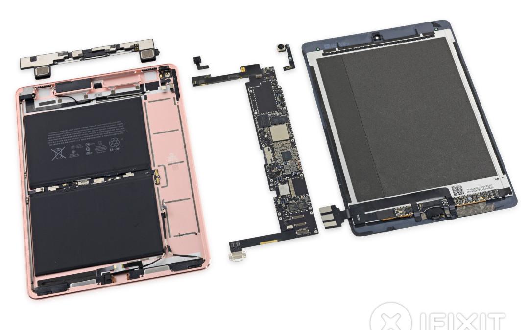 iPad Pro 9.7″ teardown