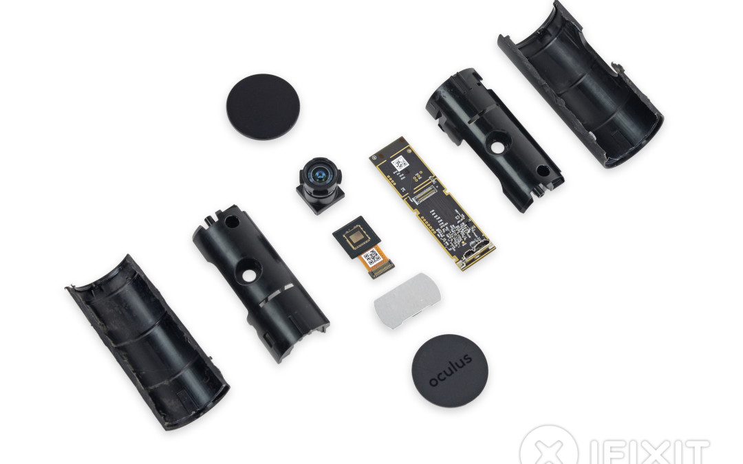 Oculus Rift Teardown—the Extended Edition