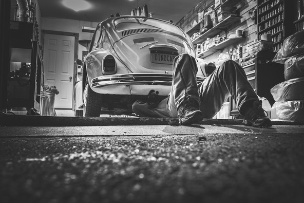 Good News! Fixing Your Car Isn't Illegal Anymore!