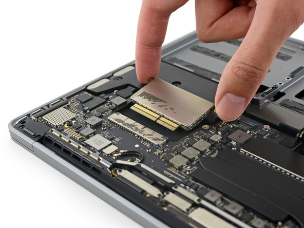Teardown: What Apple Didn't Tell You About the New MacBook Pro