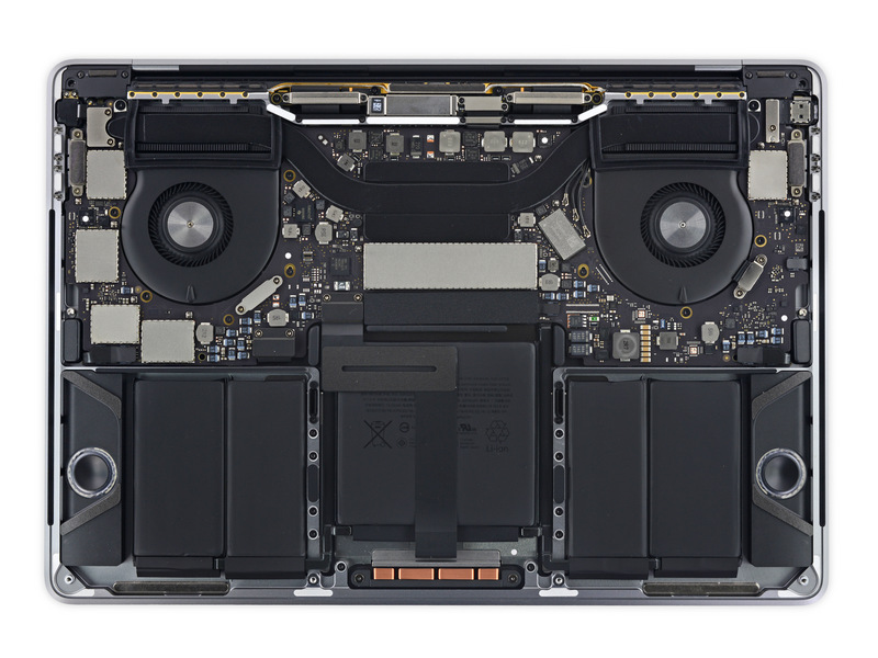 We Tore Down the Touch Bar (and the 13'' MacBook Pro Attached to it)