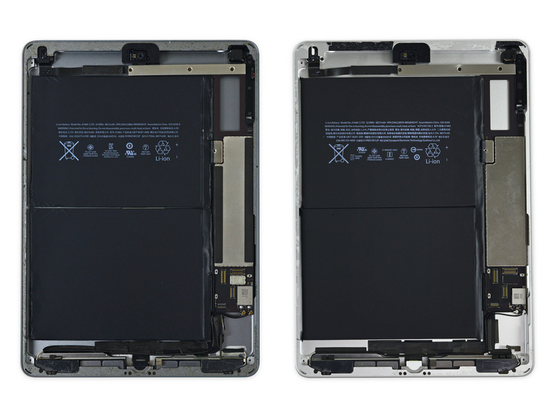 Did We Just Tear Down the iPad Air Again?
