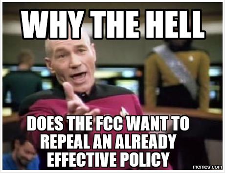 Keep the Internet Weird: Save Net Neutrality