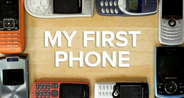 My First Phone: The Teardown