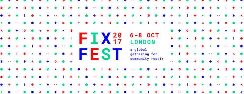 iFixit Is Going to London's Fixfest