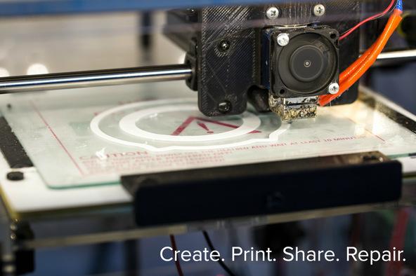 Dare to Repair—A 3D-Printed Repair Parts Contest